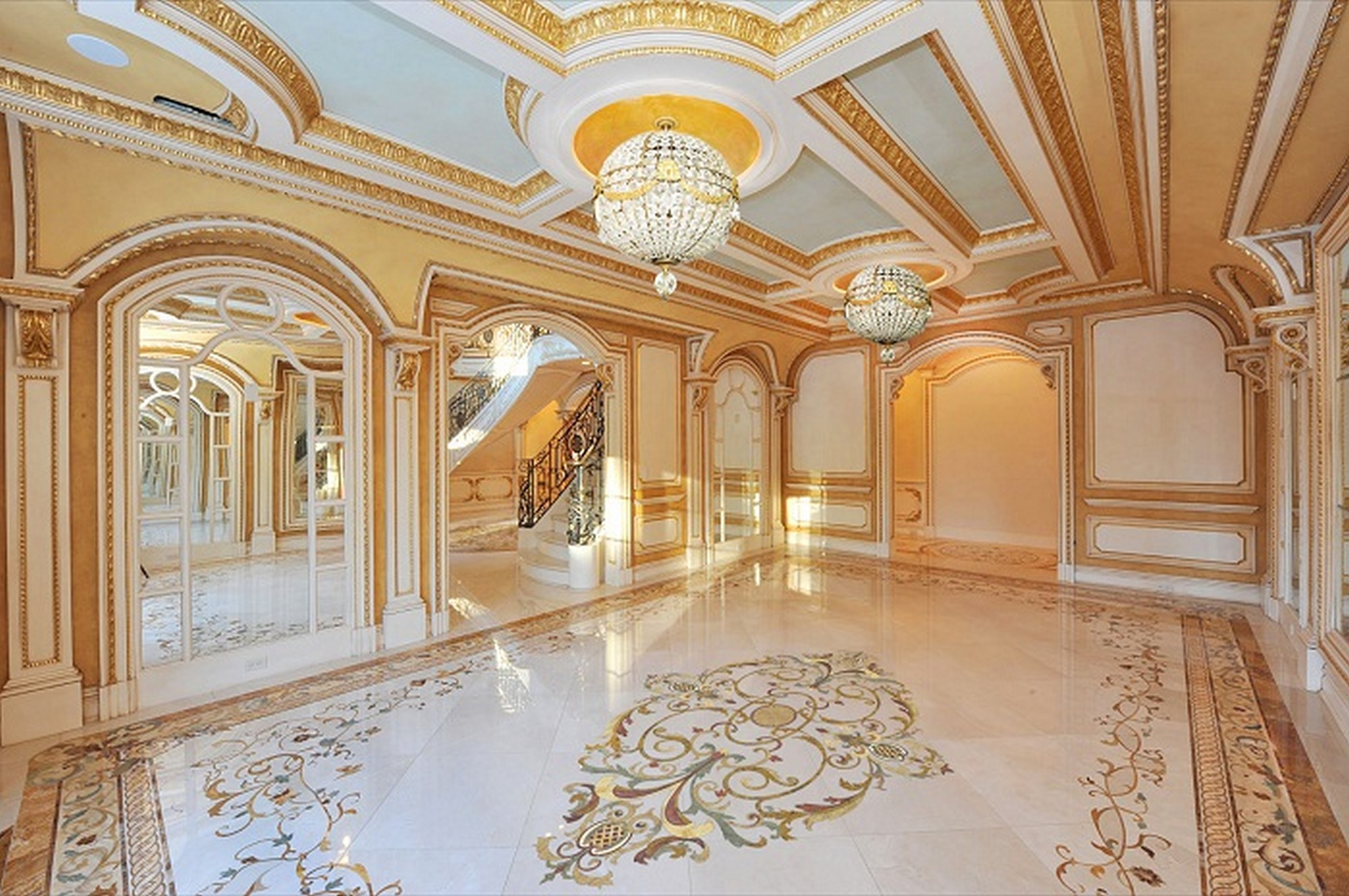 Marble Tile Flooring | Property And Builders